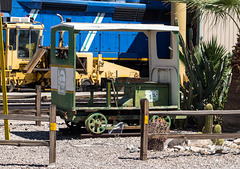 Parker, AZ: Arizona & California RR  (0665)