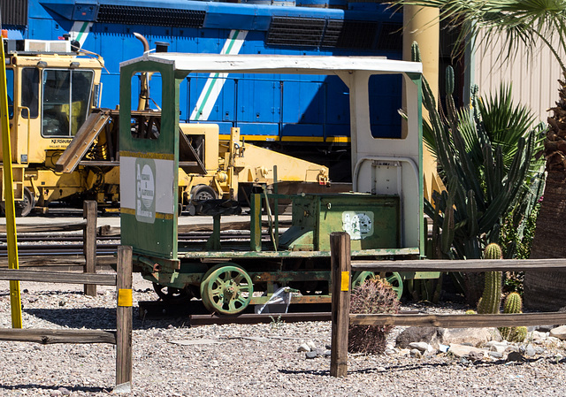 Parker, AZ: Arizona & California RR  (0665)