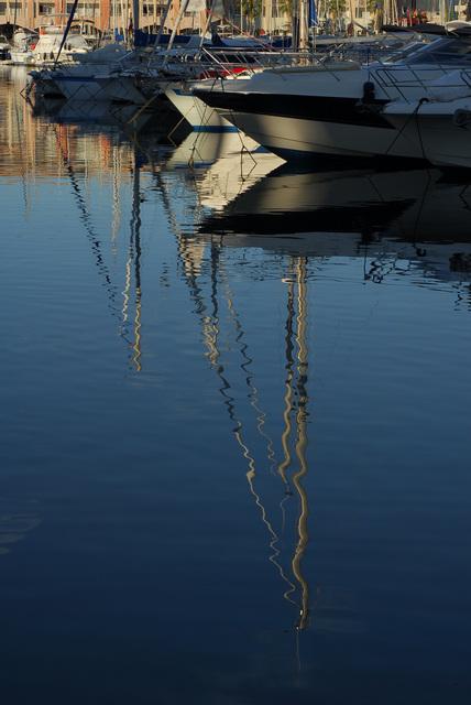 FREJUS: Le port.
