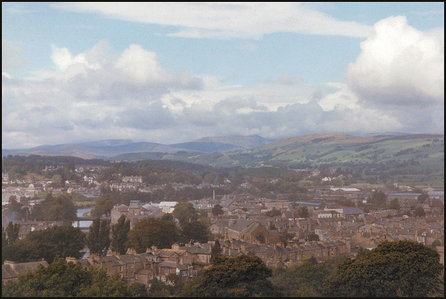 1984 view of Kendal