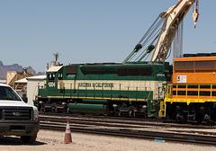 Parker, AZ: Arizona & California RR  (0662)
