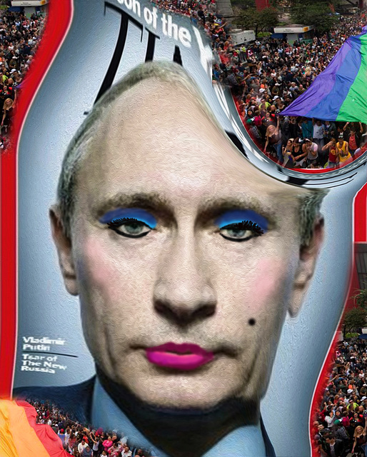 Criminal Putin