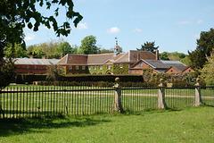 Stable, Euston Hall, Suffolk