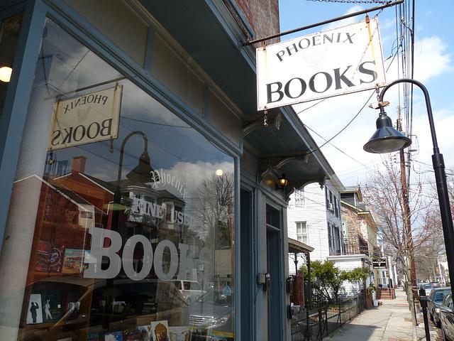 Phoenix Books - Lambertville, NJ