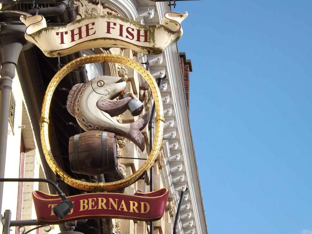 Bernard the Fish