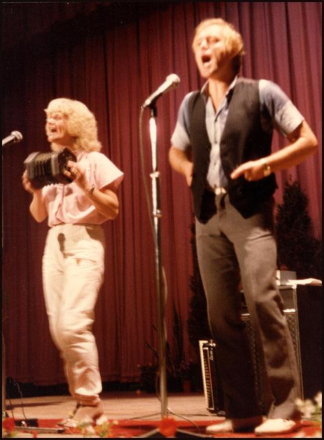 Gary and Vera Aspey