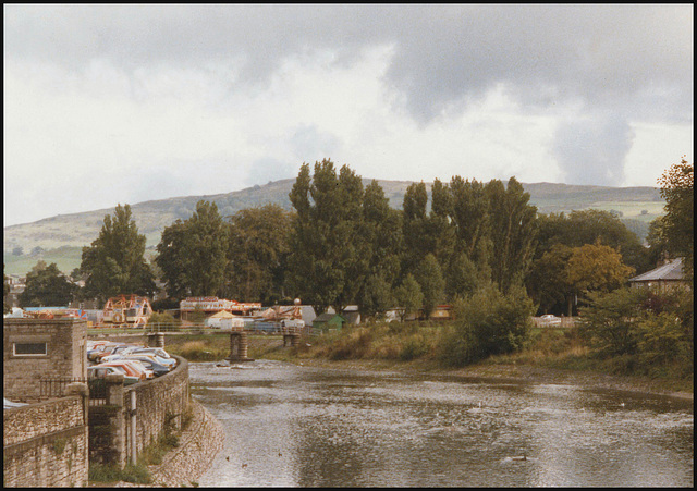 River Kent at Kendal