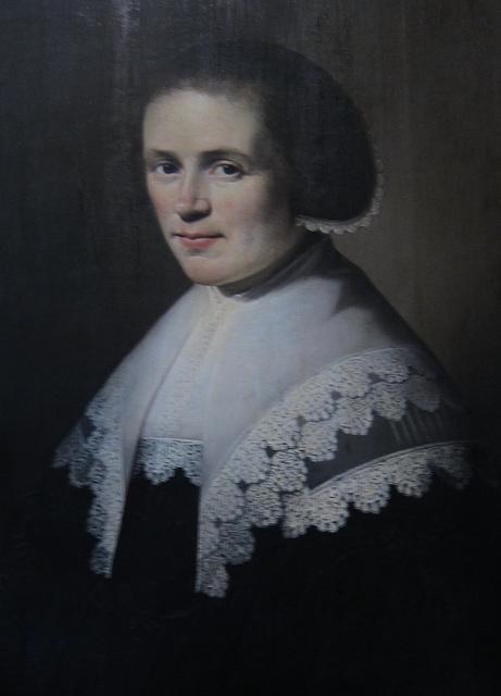 Porträt einer jungen Dame