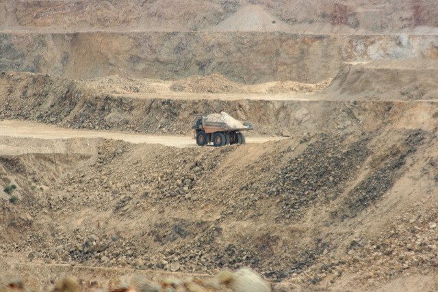 Rawhide mine, Nevada