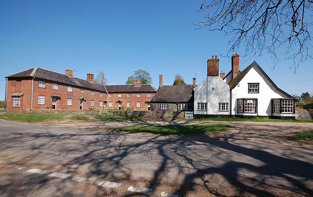 Euston Village, Suffolk