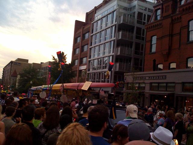 Pride Parade in Dupont