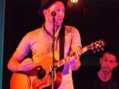 Mat Kearney w/ Nate the drummer