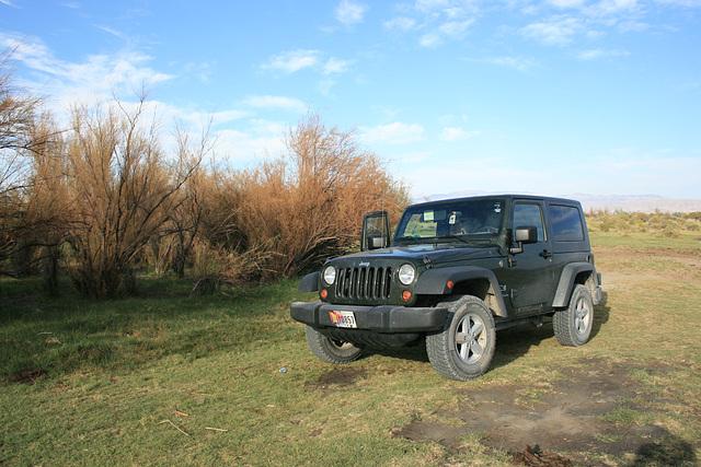At Harmon Reservoir