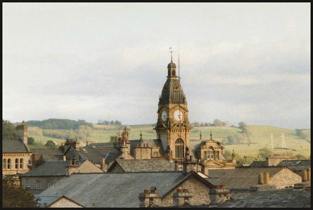 Kendal town clock