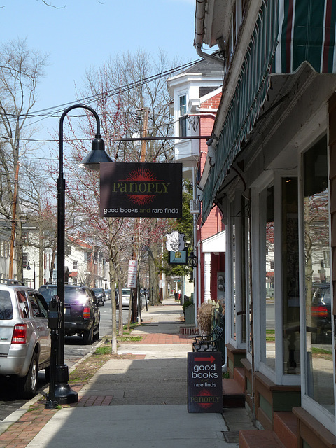 Panoply Books - Lambertville, NJ