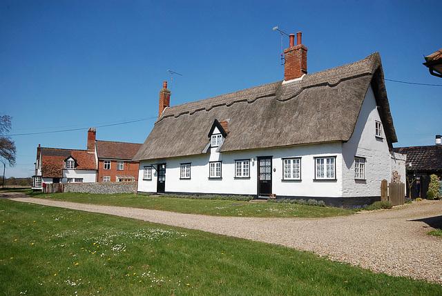 Euston Village, Suffolk