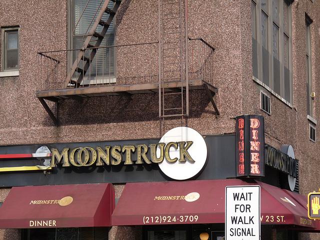 Moonstruck Diner