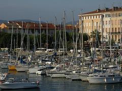ST RAPHAEL:Le Port.