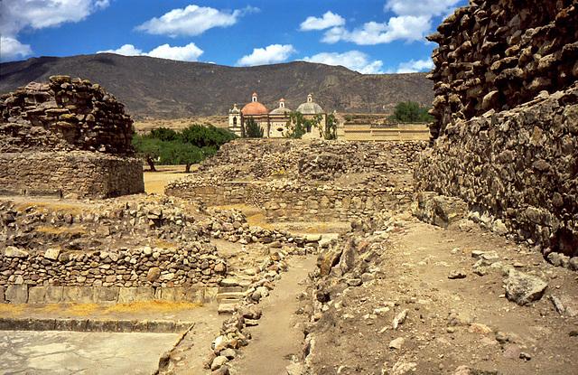 Mitla - Oaxaca