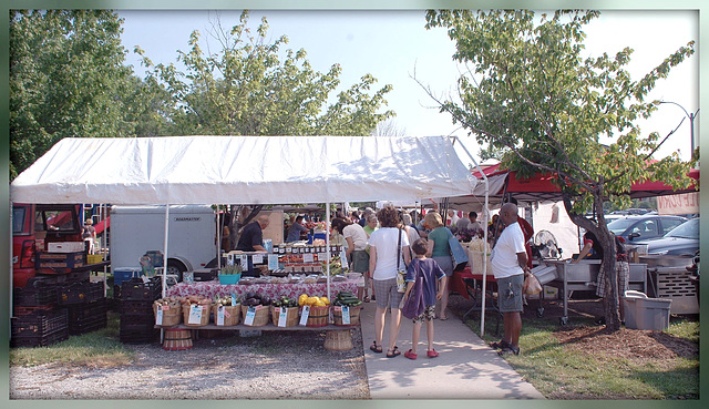 Frmers' market