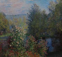 eine Gartenecke von Monteron