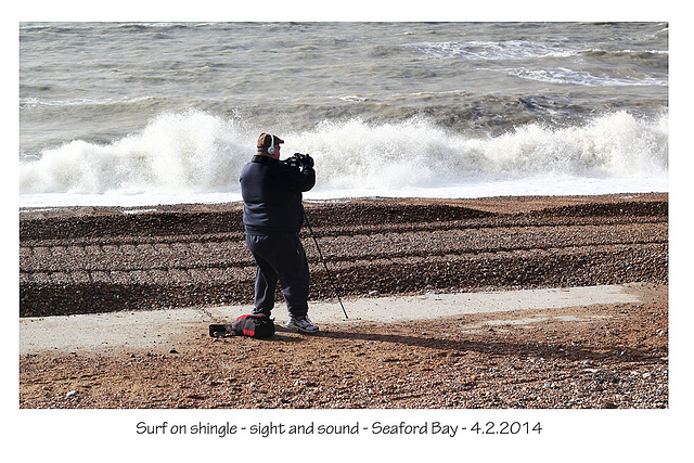 Surf sounds - Seaford - 4.2.2014