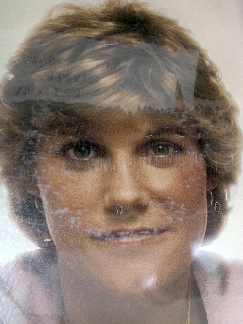 Ms. Anne Murray!, LP cover portrait in cellophane.
