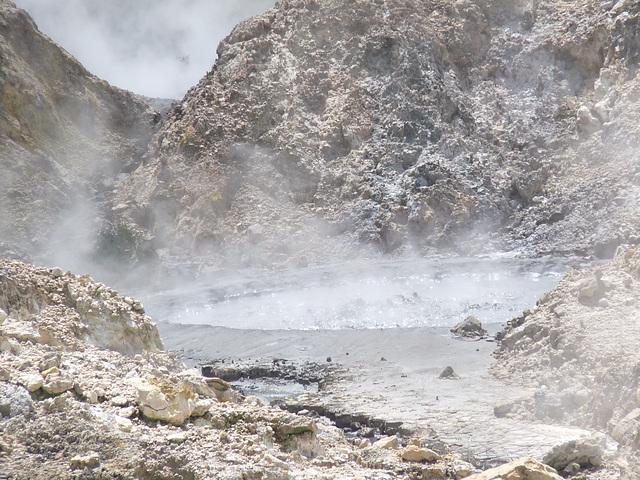 Sulphur Springs volcano