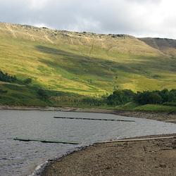 Dove Stone Reservoir