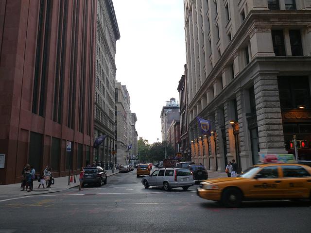 B'way & Washington Place