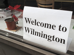 A message from the people of the city of Wilmington, Delaware.