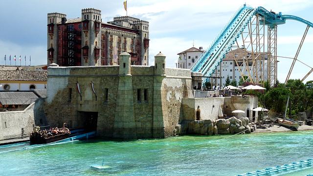 EUROPAPARK: Le Portugal.