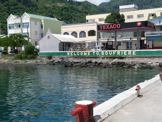 Welcome to Soufriere