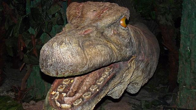 EUROPAPARK:Les Dinosaures.