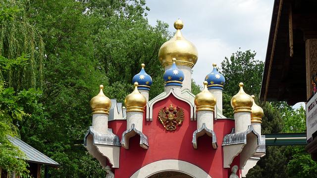 EUROPAPARK:La Russie.
