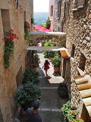 Provence - im Künstlerdorf Saint Paul de Vence