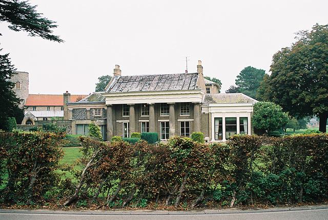Letheringsett Hall, Norfolk