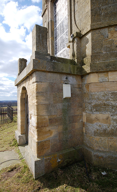 Temple of Victory, Allerton Park, North Yorkshire