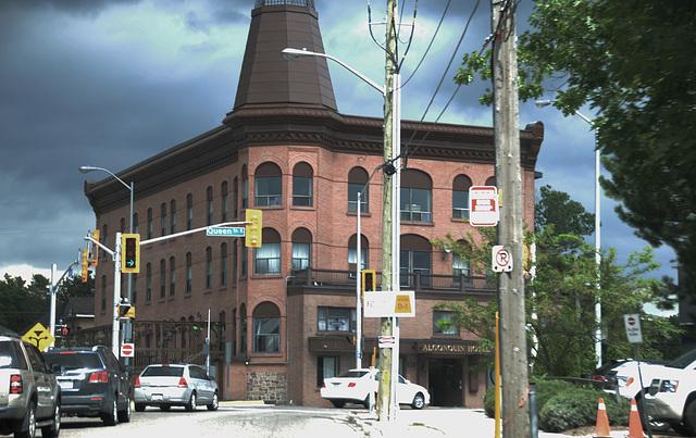Algonquin Hotel, Sault Ste. Marie, Ontario