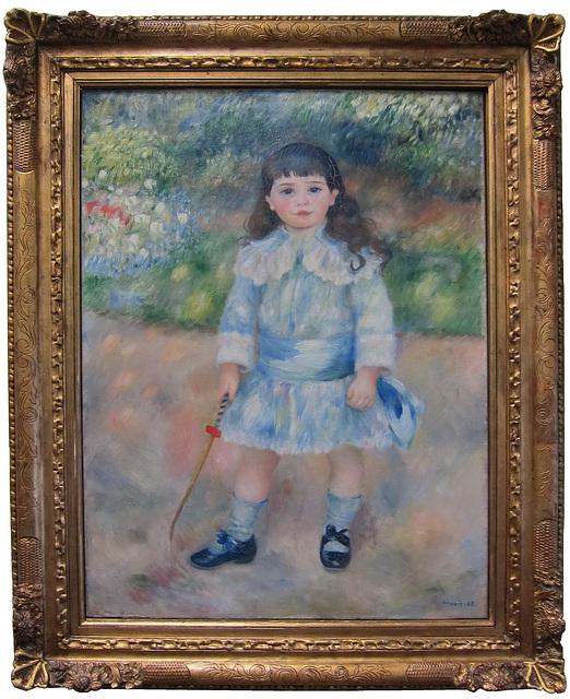 das Kind mit der Peitsche