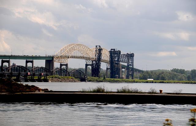 International Bridge, Sault Ste. Marie