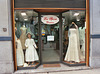 Small Bridal Shop in Palermo, March 2005