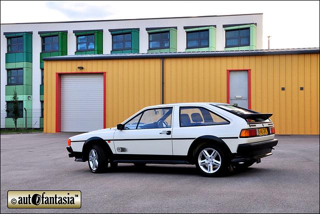 1987 Mk2 Scirocco GT - E48 GRE