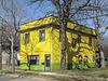 Duplex is memorably blazingly bright in Northeast Minneapolis.