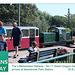 Littlehampton Railway - Green Dragon at Mewsbrook Park Station - 20.8.2013