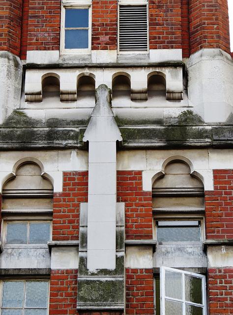 stoke newington fire station, london