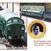 Eastbourne Miniature Steam Railway BR class 37  1 8 2013