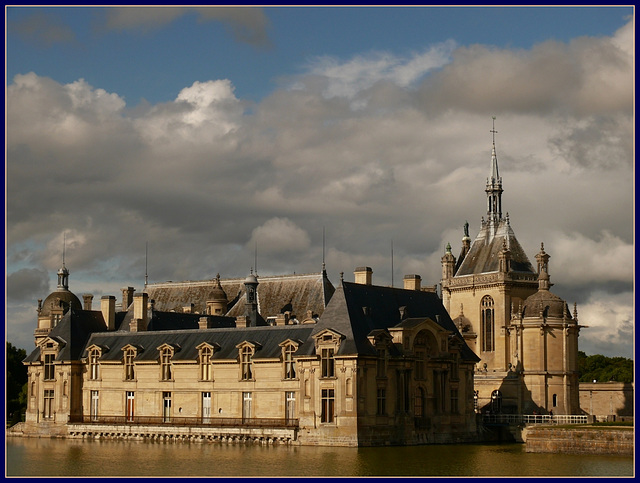 Chantilly et son chateau