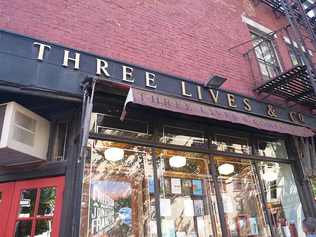 Three Lives & Co.