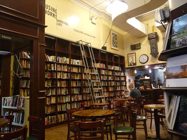 Housing Works Bookstore - New York, NY